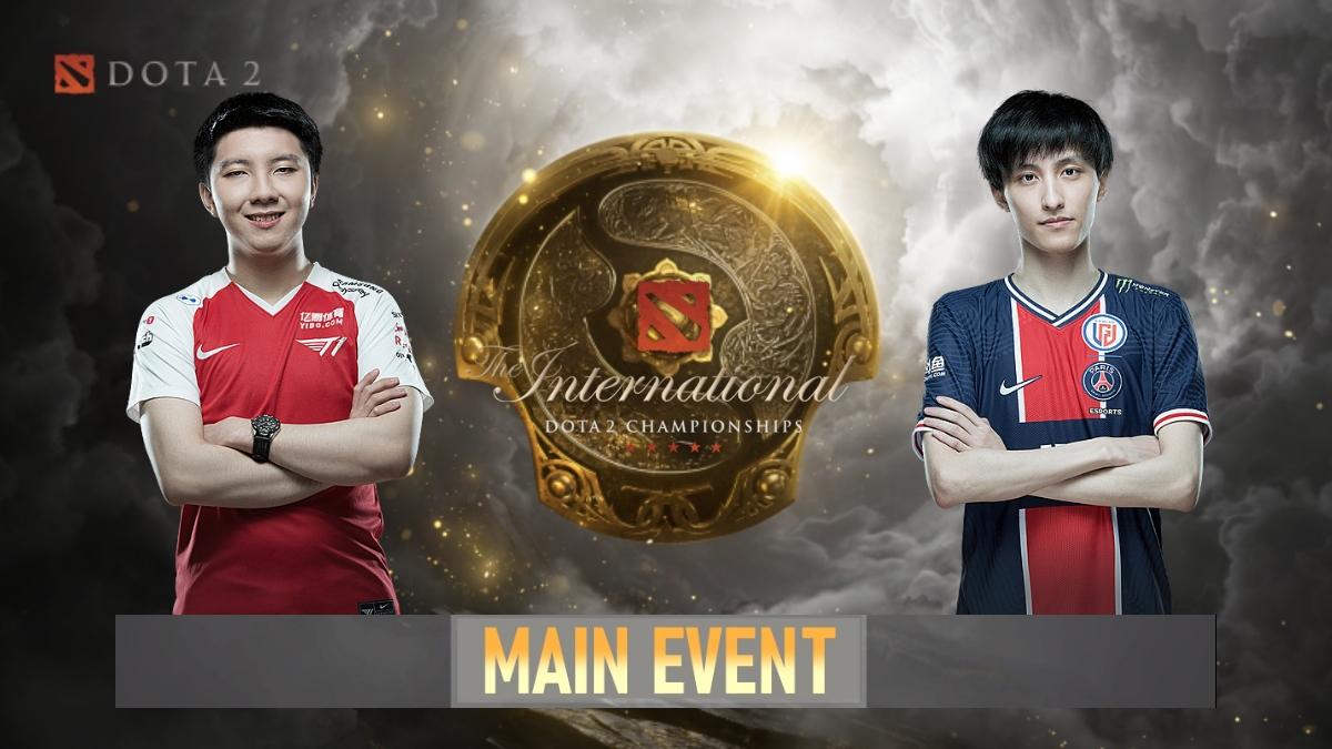 TI10 Main Event: Nice Try T1, PSG.LGD Memang Keras!