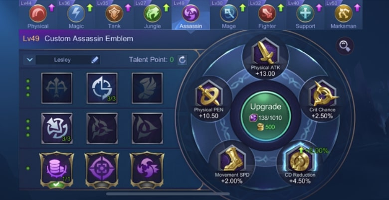 assassin-emblem-lesley-mobile-legends