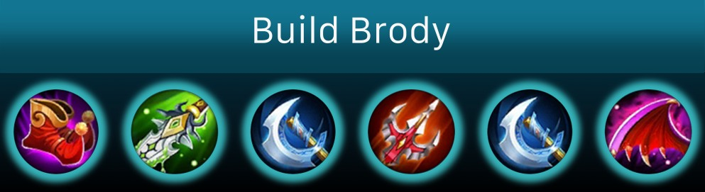 build brody mobile legends